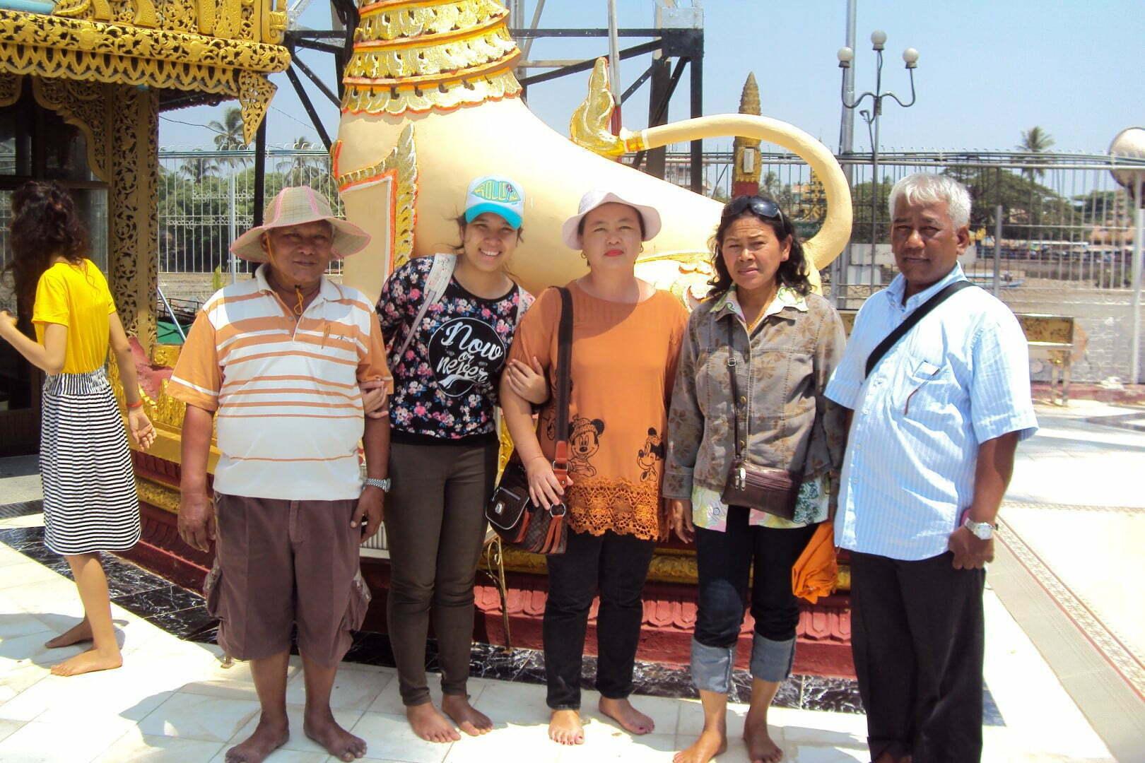 ทัวร์พม่า (2)