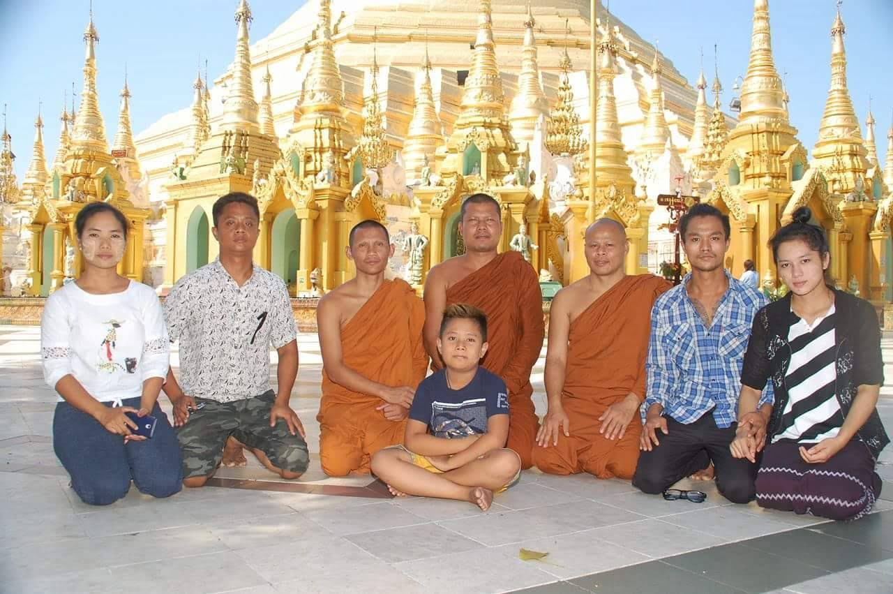 ทัวร์พม่า พระครู (2)