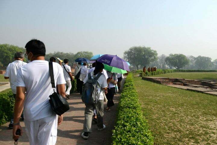 วัดป่ายาง ทัวร์อินเดีย (9)