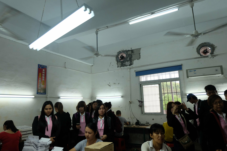 ฮ่องกง-เซินเจิ้น แม่โจ้ MBA 12-16 ส.ค 58 (30)