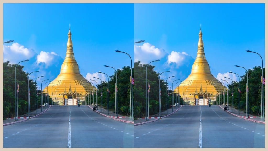 ทัวร์พม่า, เที่ยวพม่า